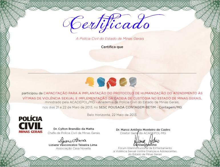 certificado GERAL forum mulhr y